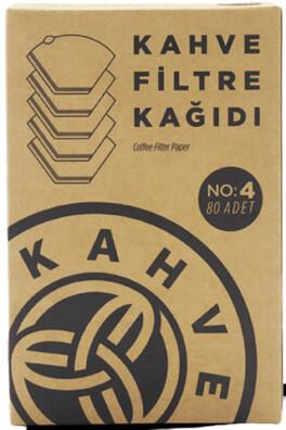 Kahve Dünyası Filtre Kahve Kağıdı 80'li