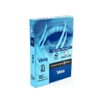 Vera A3 Fotokopi Kağıdı 80Gr 1 Paket (500 sayfa)