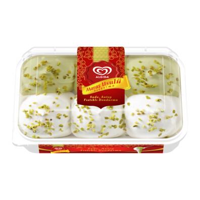 Algida Maraş Usulü Fıstıklı Sade Dondurma 500 ml