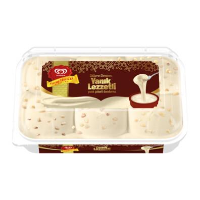 Algida Maraş Usulü Yanık Lezzetli Dondurma 500 ml