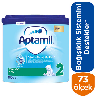 Aptamil 2 Akıllı Kutu 350 gr