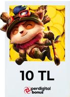 Perdigital Oyun Kodu 10 TL