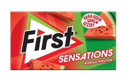 First Sensations Karpuz Aromalı 27 gr