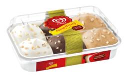 Algida Maraş Usulü Sade Çikolatalı Bademli Karamelli Dondurma 475 ml