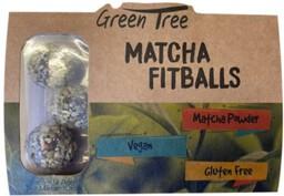 Green Tree Matcha Fitballs 108 gr