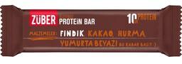 Züber Glutensiz Fındıklı Protein Bar 35 gr