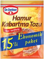 Dr. Oetker Hamur Kabartma Tozu 15'li 150 gr