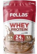 Fellas Whey Çikolatalı Protein Tozu 150 gr