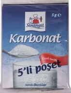 Sinangil Karbonat 5'li