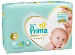 Prima Bebek Bezi Premium Care 2 Beden 37 Adet Mini