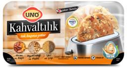 Uno Kahvaltılık Ekmek 8'li 400 gr