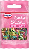 Dr. Oetker Pasta Süsü Şekerli Çubuk 10 gr