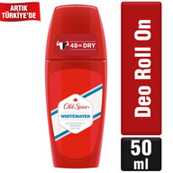 Old Spice Roll On Deodorant 50 ml Whitewater