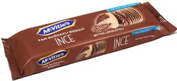 McVitie's İnce Tam Buğdaylı Bitter Çikolatalı 93 gr