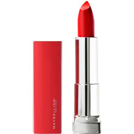Maybelline Color Sensational Made For382 Red For Me Ruj