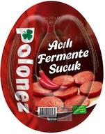Polonez Dana Acılı Fermente Sucuk 240 gr