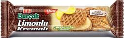Eti Burçak Limonlu Kremalı Yulaflı Bisküvi 100 Gr