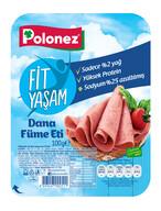 Polonez Fit Yaşam Dana Füme Et 100 gr