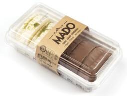 Mado Çikolata-Sade Dondurma Paket 500 gr