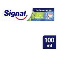 Signal Çürüklere Karşı Elma Ferahlığı Diş Macunu 100 ml