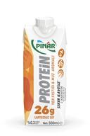 Pınar Süt Protein Muzlu Yer Fıstıklı 500 ml