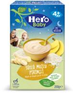 Hero Baby Muzlu Sütlü Pirinçli 200 gr