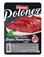 Polonez Dana Çemensiz Pastırma 110 gr