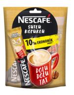 Nescafe 3'ü 1 Arada Sütlü Köpüklü 10x17,4 gr