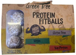 Green Tree Protein Fitballs 108 gr