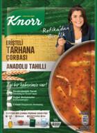 Knorr Erişteli Tarhana Çorbası 85 gr