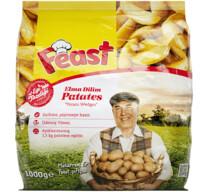 Dondurulmuş Feast Elma Dilimli Patates 1 kg