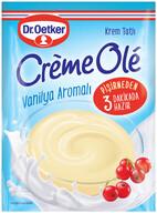 Dr. Oetker Creme Olé Vanilyalı Krem Tatlı 110 gr