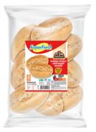 Dondurulmuş Superfresh Tahıllı Mini Baget Ekmeği 300 gr