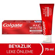 Colgate Optik Beyaz Kalıcı Beyazlık Beyazlatıcı Diş Macunu 75 ml