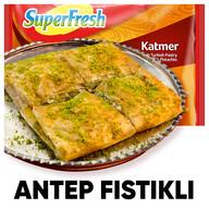 Dondurulmuş Superfresh Katmer 140 gr