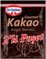 Dr. Oetker Gourmet Kakao 2x25 gr