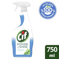 Cif Power & Shine Sprey Banyo 750 ml