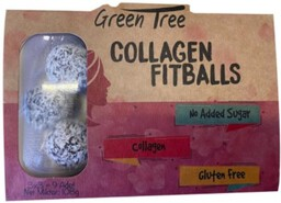 Green Tree Collagen Fitballs 108 gr