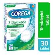 Corega Temizleyici Tablet 30 Adet