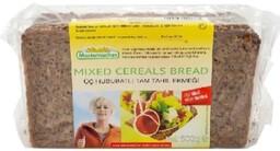 Üç Hububatlı Tam Tahıl Ekmeği 500 gr