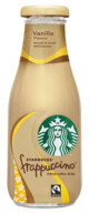 Starbucks Frappuccino Vanilla 250 ml