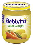 Bebivita Sebze Püresi 125 gr