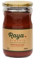 Raya Organik Domates Salçası 650 gr