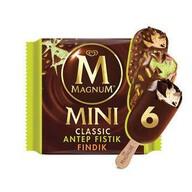 Magnum Mini Classic, Antep Fıstık, Fındık 6'lı