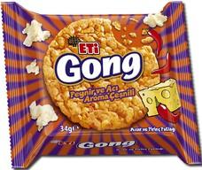 Eti Gong Peynir ve Acı Aromalı Çeşnili 34 gr