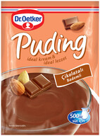 Dr. Oetker Çikolatalı Bademli Puding 104 gr