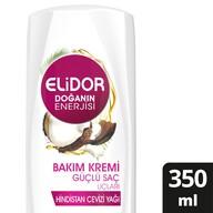 Elidor Doğanın Enerjisi Güçlü Saç Uçları Saç Kremi 350 ml