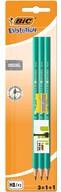 Bic Evolution 650 HB Kurşun Kalem, Silgi ve Kalemtıraş Seti