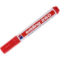 Edding 260 Beyaz Yazı Tahtası Kalemi Kırmızı