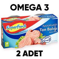 Superfresh Ton Balığı 2x160 gr